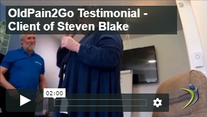 Client Testimonial Video - OldPain2Go